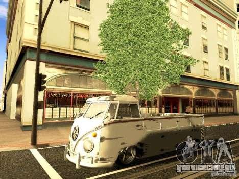 Volkswagen Type 2 Single Cab Rat для GTA San Andreas
