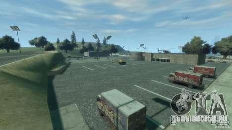Laguna Seca v1.2 для GTA 4 пятый скриншот