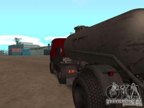 ТТС 26 для GTA San Andreas вид справа
