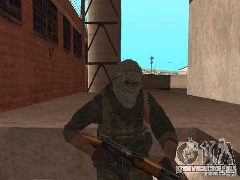 Душман 2 из COD4MW для GTA San Andreas третий скриншот