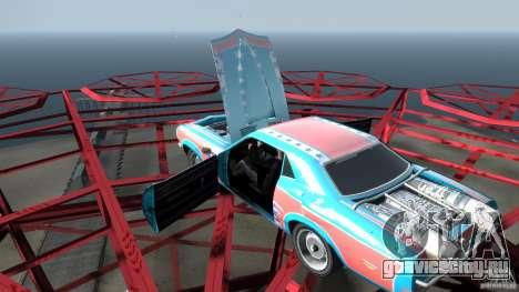 Afterburner Flatout UC для GTA 4 вид снизу