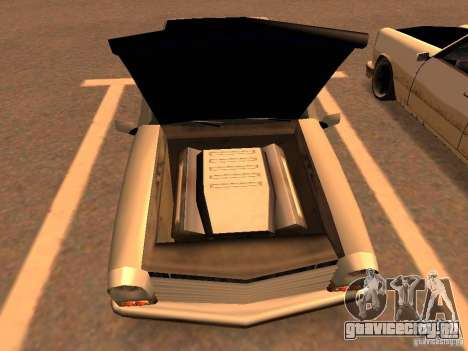 New Perennial для GTA San Andreas вид сбоку
