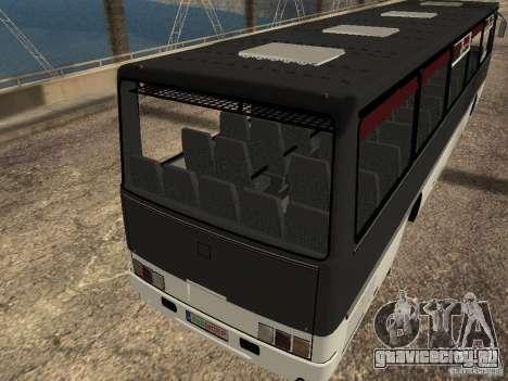 Ikarus Z50 для GTA San Andreas вид слева