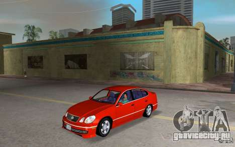 Lexus GS430 для GTA Vice City
