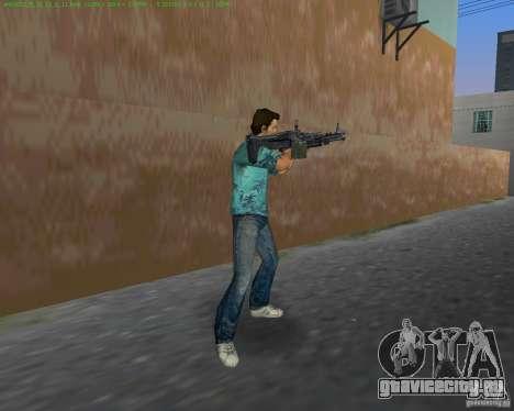 Новый M-60 для GTA Vice City четвёртый скриншот