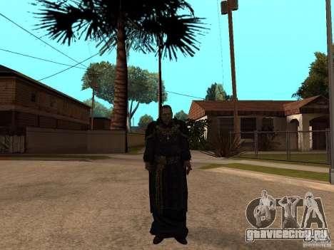 Обновленный пак персонажей из Resident Evil 4 для GTA San Andreas