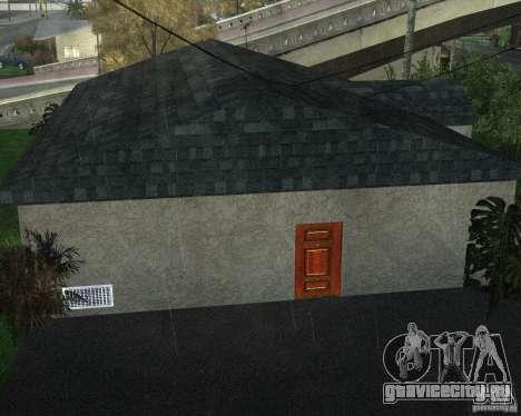 New Ryder House для GTA San Andreas пятый скриншот