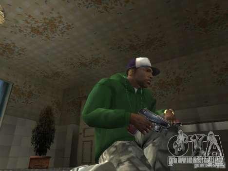 Пак Отечественного Оружия V2 для GTA San Andreas восьмой скриншот