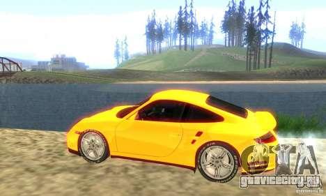 Color Correction для GTA San Andreas третий скриншот