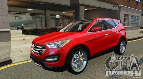 Hyundai Santa Fe Sport 2013 для GTA 4