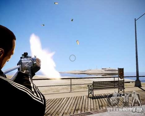 АКС-74У для GTA 4 пятый скриншот
