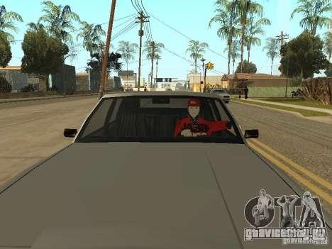 JabbaWockeeZ Skin для GTA San Andreas третий скриншот
