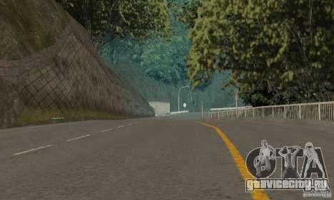 Welcome to AKINA Beta3 для GTA San Andreas