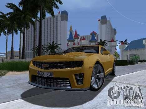 ENB Series by JudasVladislav v2.1 для GTA San Andreas
