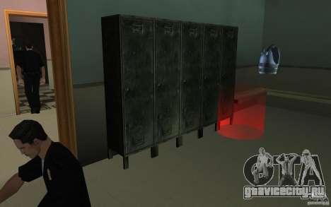 CJ-спецназ для GTA San Andreas третий скриншот