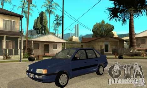 Volkswagen Passat B3 Stock для GTA San Andreas