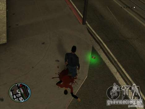 GTA IV LIGHTS для GTA San Andreas второй скриншот