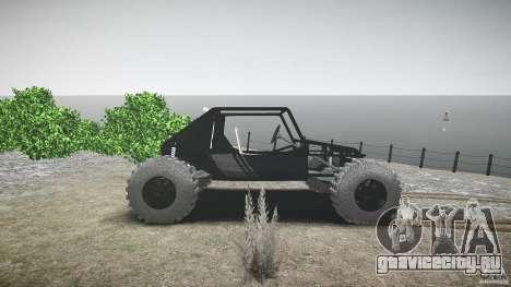 Buggy beta для GTA 4 вид слева