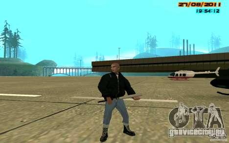 SkinHeads Pack для GTA San Andreas второй скриншот