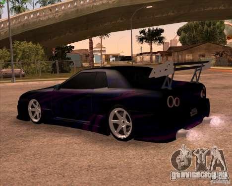 Elegy 0.2 для GTA San Andreas вид сбоку