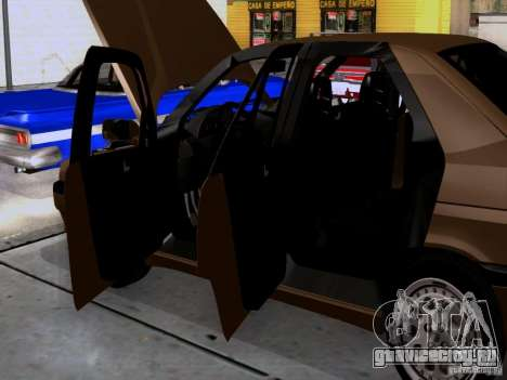 Alfa Romeo 155 для GTA San Andreas вид сбоку