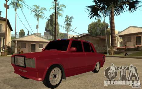 ВАЗ 2107 Бродяга v.2 для GTA San Andreas