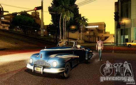 Buick Y-Job 1938 для GTA San Andreas