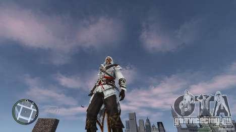 Assassins Creed II Ezio для GTA 4 третий скриншот