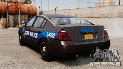 ФБР Pinnacle ELS для GTA 4