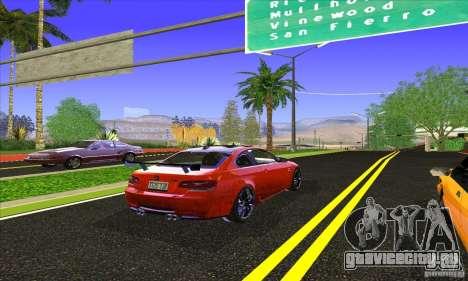 Tropick ENBSeries by Jack_EVO для GTA San Andreas третий скриншот