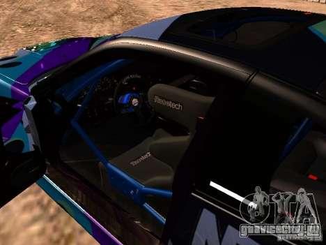 Nissan Sil80 Nate Hamilton для GTA San Andreas вид сверху