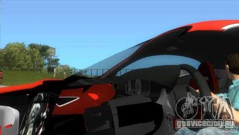 Alfa Romeo 8C Competizione для GTA Vice City вид справа