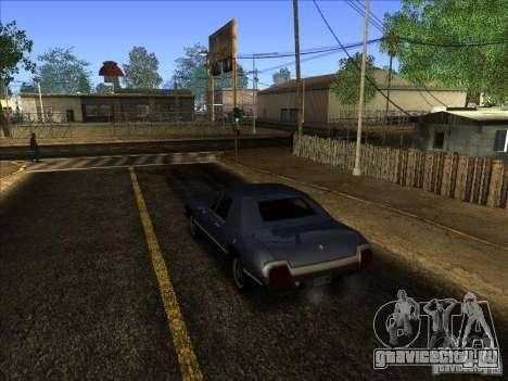ENBseies v0.075 для слабых компьютеров для GTA San Andreas второй скриншот