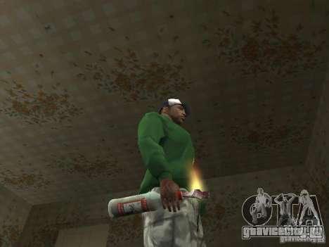 Пак Отечественного Оружия V2 для GTA San Andreas шестой скриншот