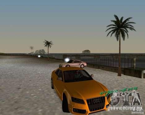 Audi S5 для GTA Vice City