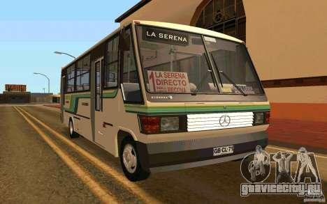 Mercedes-Benz LO-708E для GTA San Andreas
