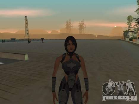 Archlight Deadpool The Game для GTA San Andreas