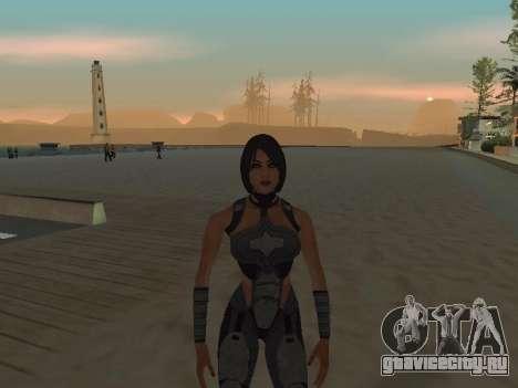 Archlight Deadpool The Game для GTA San Andreas
