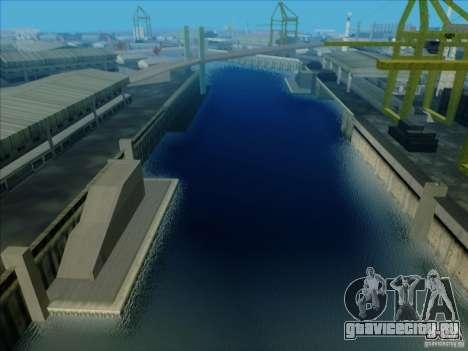 ENB v1.01 для мощных ПК для GTA San Andreas шестой скриншот