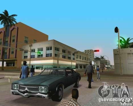 Обновлённый Sabre для GTA Vice City