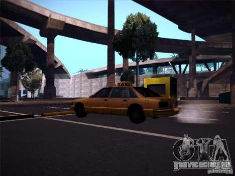 ENBSeries by CatVitalio для GTA San Andreas третий скриншот