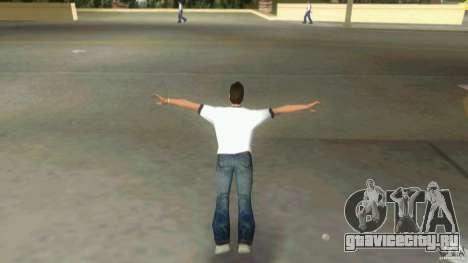 Cleo Parkour for Vice City для GTA Vice City