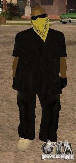 Новые скины Vagos Gang для GTA San Andreas второй скриншот