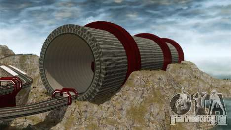 Stunt Speedway Park для GTA 4 третий скриншот