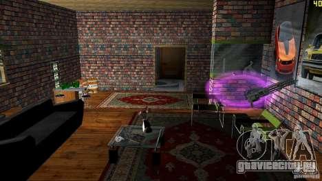 Ретекстур номера в отеле для GTA Vice City шестой скриншот