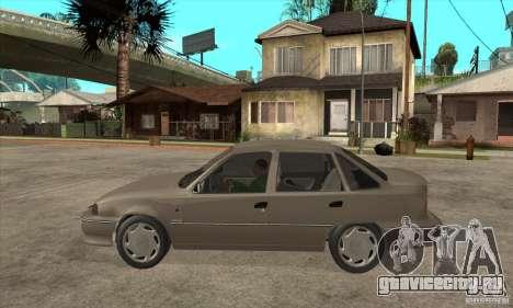 Daewoo Nexia Dohc 2009 для GTA San Andreas вид слева
