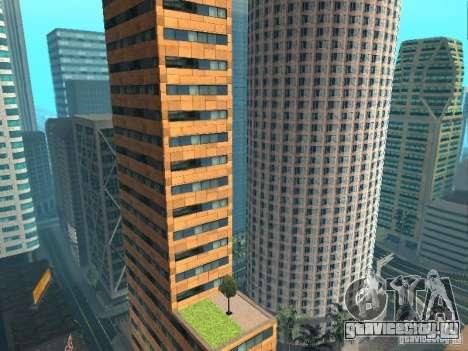 DownTown NEW для GTA San Andreas второй скриншот
