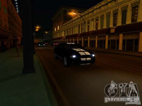 ENBSeries by AlexKlim для GTA San Andreas второй скриншот