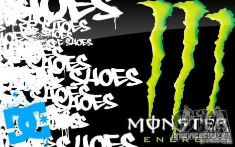 Загрузочные экраны Monster Energy для GTA San Andreas пятый скриншот