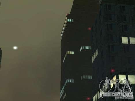 Новые текстуры небоскрёбов LS для GTA San Andreas седьмой скриншот